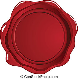 anneau d'étanchéité en cire