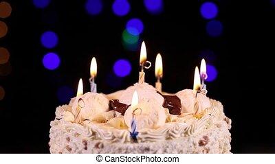 anniversaire, eteindre bougies