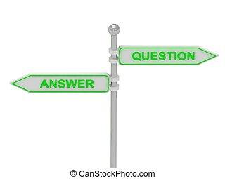 """answer"", vert, ""question"", signes"