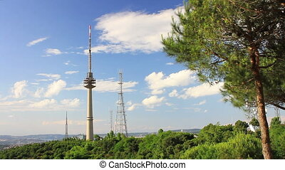 antenne tv, tour