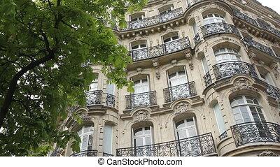 apartments., paris