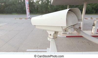 appareil-photo sécurité, vidéo, système