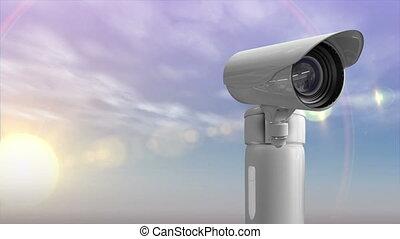 appareil-photo surveillance
