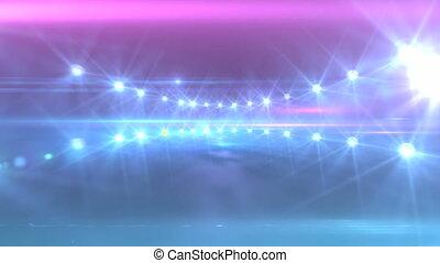 arène, lumière