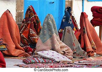 arabe, marché