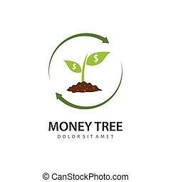 arbre, argent