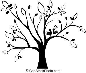 arbre, mariage