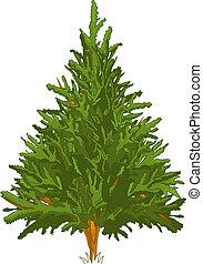 arbre pin