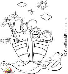 arc, noé