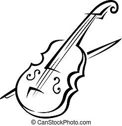 arc violon