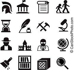 archéologie, histoire, icônes, &