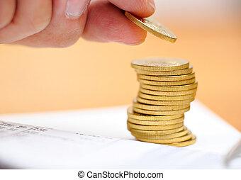 argent, économie