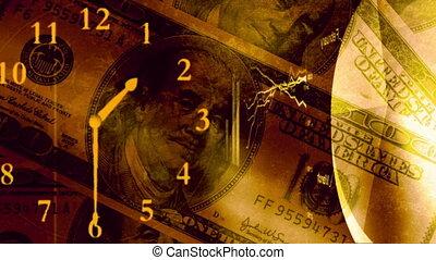argent, boucle, or, diagrammes, graphiques