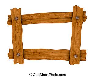 armature bois, planche