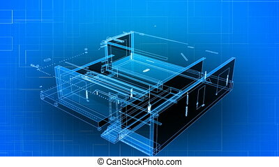 armature fil, bâtiment