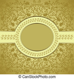 armature ovale, carrée, bordered