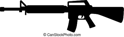 arme, tireur embusqué, fusil