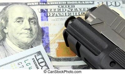 armes, argent