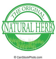 aromate, naturel