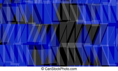 arrière-plan bleu, noir, résumé