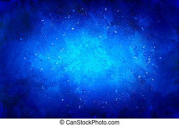 arrière-plan bleu