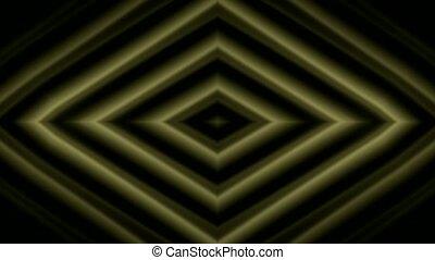 arrière-plan., métal, doré, rhombic