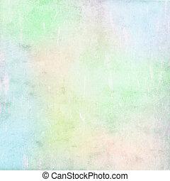 arrière-plan pastel, texture, grunge, coloré