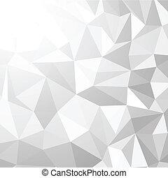 arrière-plan., résumé, chiffonné, eps, 8