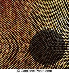 arrière-plan., résumé, eps, mosaïque, 8