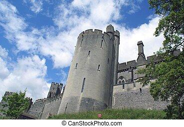 arundel, angleterre, château