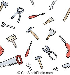 atelier, outils