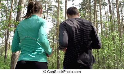 athlétique, couple