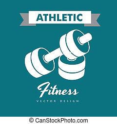 athlétique, fitness
