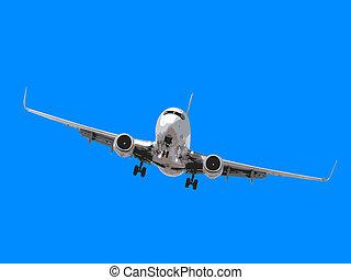atterrissage avion