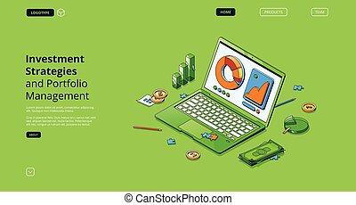 atterrissage, portefeuille investissement, stratégies, gestion