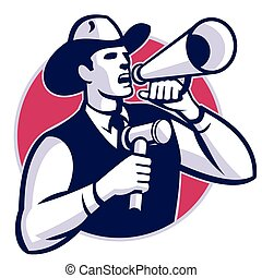 auctioneer-cowboy-bullhorn-gavel