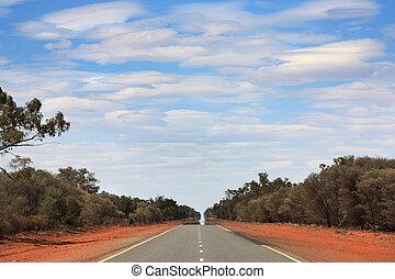 australie, intérieur