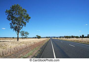 australien, autoroute