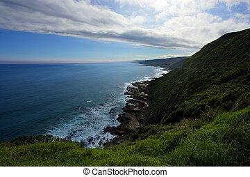 australien, littoral