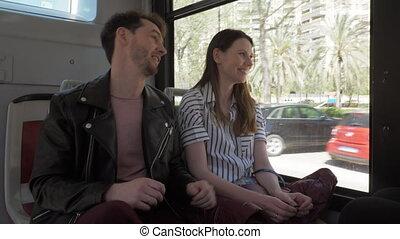 autobus, art conter