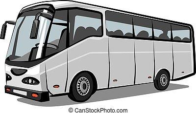 autobus ville