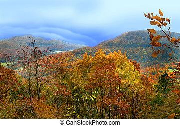 automne, arkansas