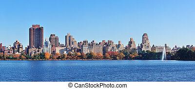automne, new york