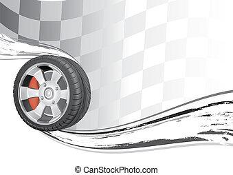 automobile, course