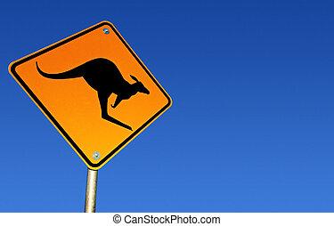 avertissement, path), (with, signe kangourou
