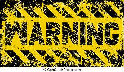 avertissement