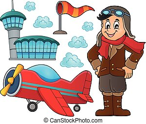 aviation, thématique