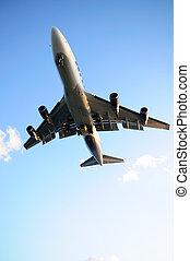 avion, aérien