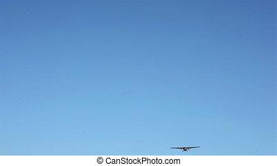 avion, flyby