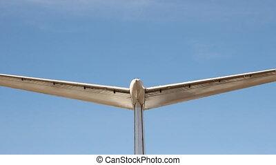 avion, queue